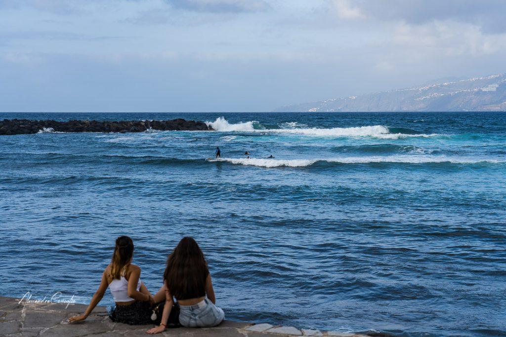 puerto de la crutz-surfisti-gran canaria
